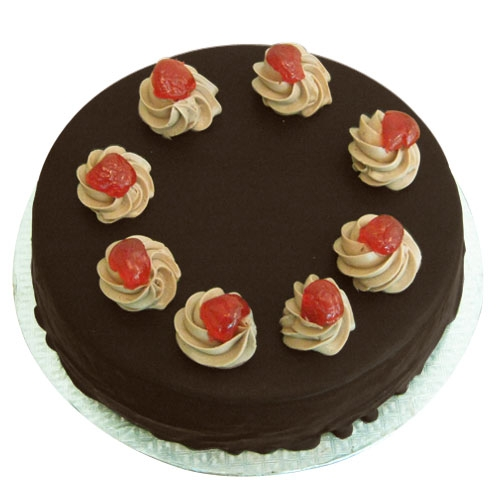 2 Lbs Chocolate Cake