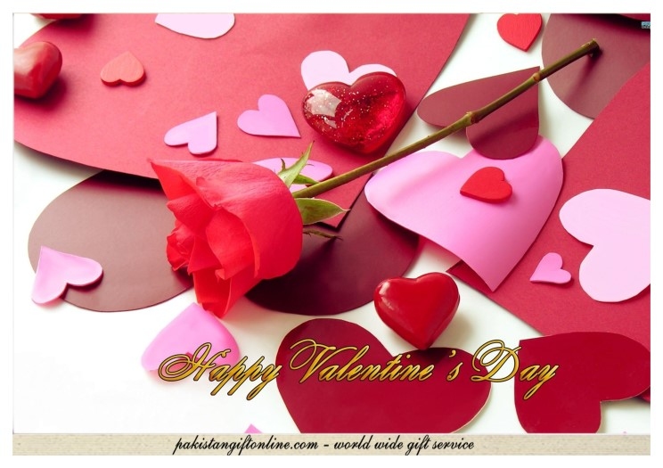 Send Valentines Gifts to Pakistan - Gift Service to Pakistan